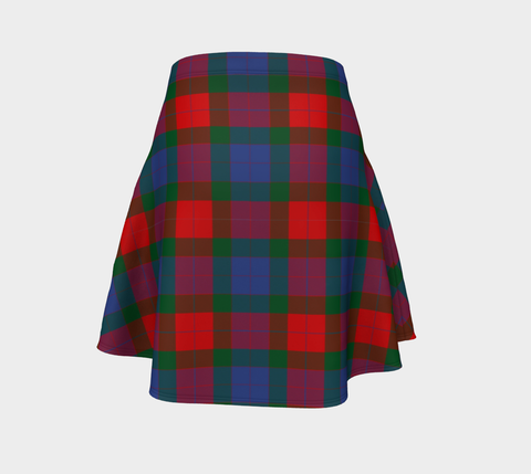 Tartan Flared Skirt - Mar |Over 500 Tartans | Special Custom Design | Love Scotland