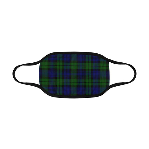 Bannatyne Tartan Mouth Mask With Filter | 1stScotland