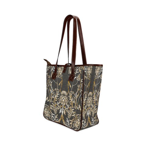 Thistle Pattern 02 - Classic Tote Bag | HOT SALE