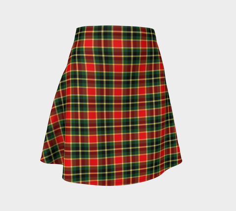 Tartan Flared Skirt - MacLachlan Hunting Modern |Over 500 Tartans | Special Custom Design | Love Scotland