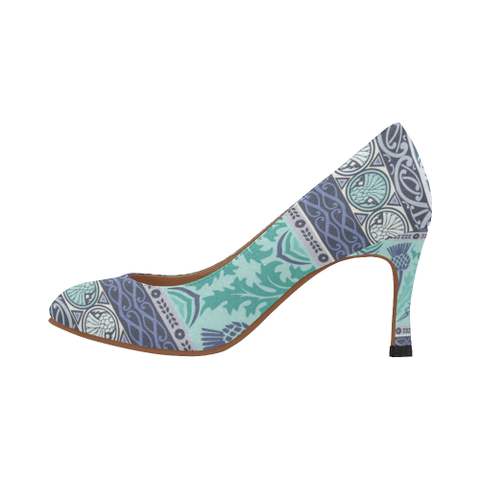 Thistle Vintage - Scotland High Heel | HOT Sale