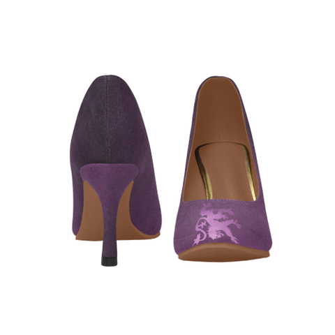 Scotland Heel - Scottish Lion Rampant Purple Edition | HOT Sale