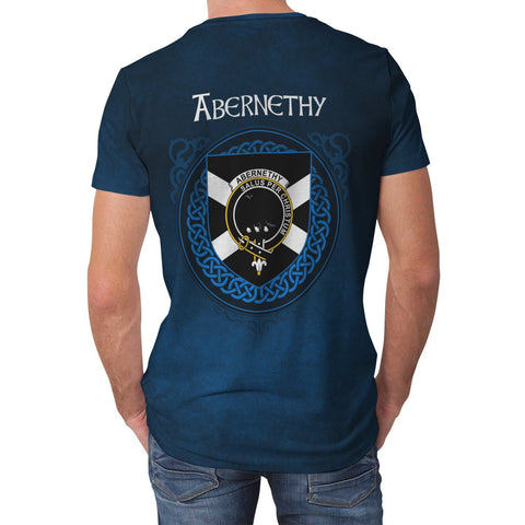Abernethy Crest Scotland T-Shirt | Over 300 Clans