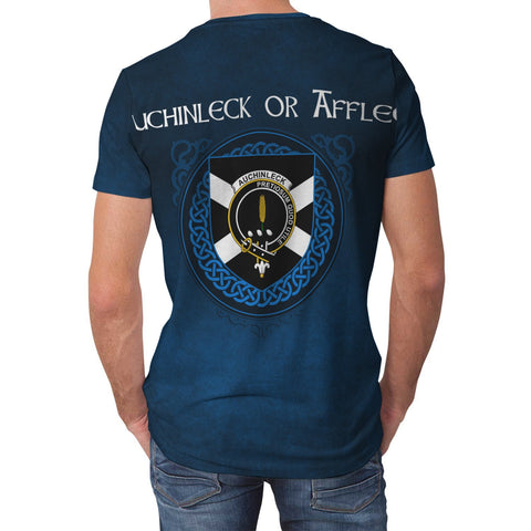 Auchinleck or Affleck Crest Scotland T-Shirt | Over 300 Clans