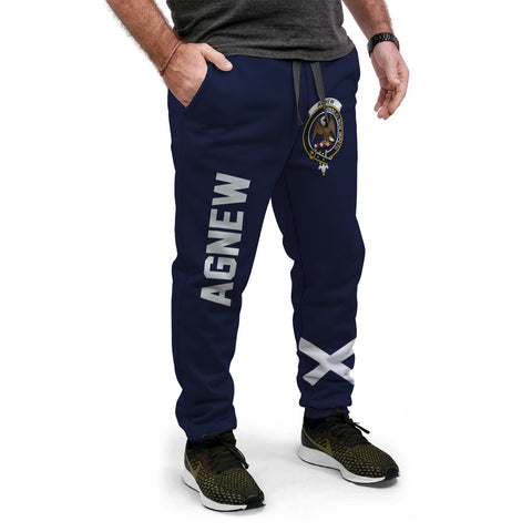 Image of Agnew Crest Jogger (Women's/Men's) | Over 300 Clans