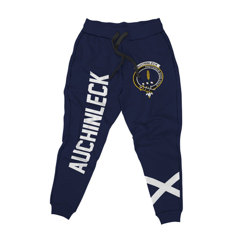 Auchinleck or Affleck Crest Jogger (Women's/Men's) | Over 300 Clans
