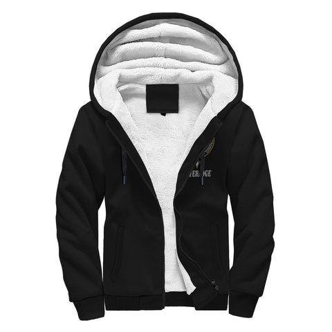 Beveridge (Beveridge-Duncan) Crest Sherpa Hoodie (Women's/Men's)
