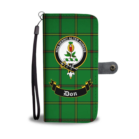 Tartan Wallet Case - Don Clan A9