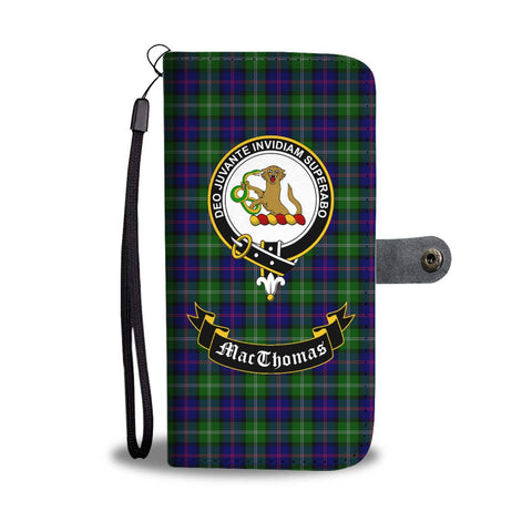 Image of Tartan Wallet Case - Macthomas Clan A9