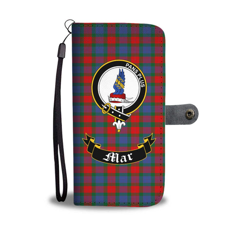 Tartan Wallet Case - Mar Clan A9