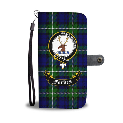 Image of Tartan Wallet Case - Forbes  Clan A9