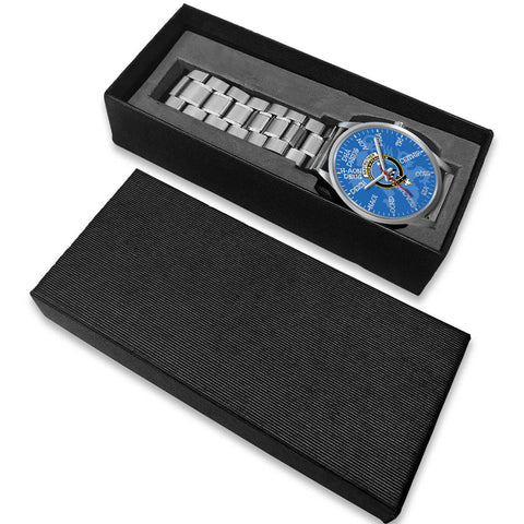 Scotland Watch, Anstruther Crest Scottish Lion Watch | Scotland Accessories
