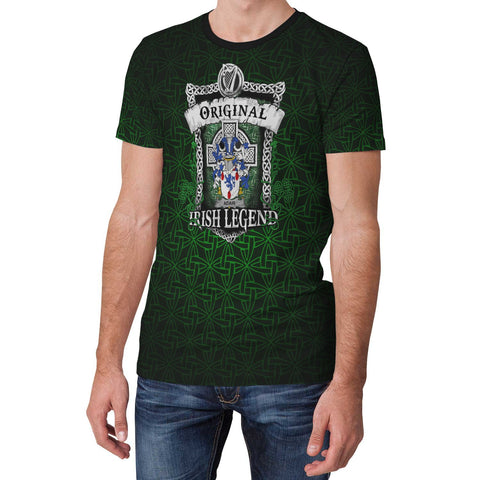 Adair Ireland T-Shirt - Original Irish Legend (Women's/Men's) | Over 1400 Crests | Clothing | Apparel