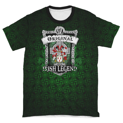 Doyle or O'Doyle Ireland T-Shirt - Original Irish Legend (Women's/Men's) | Over 1400 Crests | Clothing | Apparel