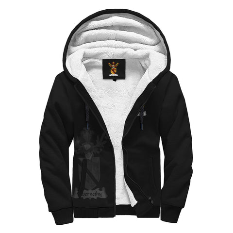 Abernethy Family Crest Sherpa Hoodie (Women's/Men's) | Over 1200 Crests | Clothing | Apparel