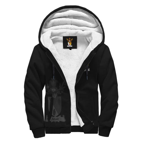 Adair Family Crest Sherpa Hoodie (Women's/Men's) | Over 1200 Crests | Clothing | Apparel