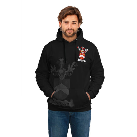 Aberdeen Family Crest Hoodie (Women's/Men's) | Over 1200 Crests | Clothing | Apparel