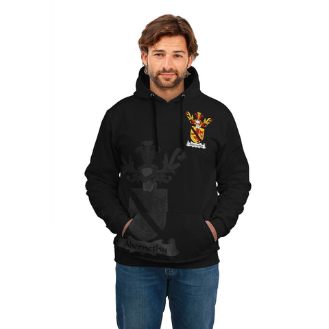 Abernethy Family Crest Hoodie (Women's/Men's) | Over 1200 Crests | Clothing | Apparel