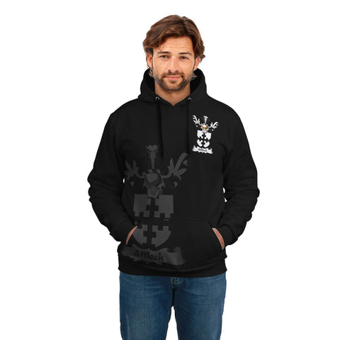 Affleck Family Crest Hoodie (Women's/Men's) | Over 1200 Crests | Clothing | Apparel