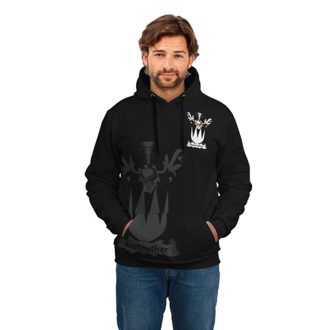 Anstruther Family Crest Hoodie (Women's/Men's) | Over 1200 Crests | Clothing | Apparel