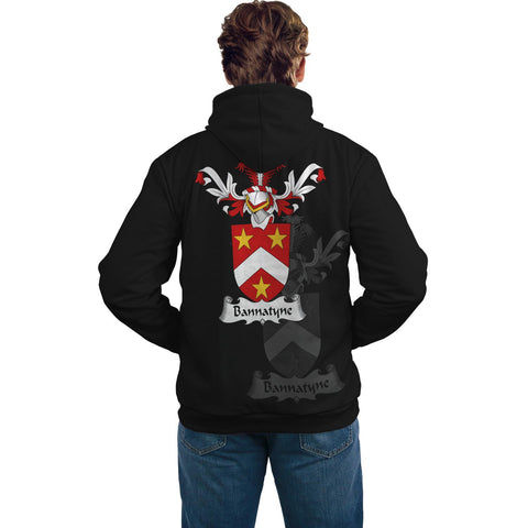 Bannatyne Family Crest Hoodie (Women's/Men's) | Over 1200 Crests | Clothing | Apparel