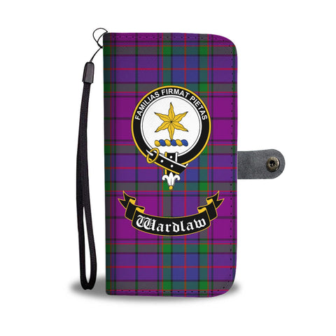 Image of Tartan Wallet Case - Wardlaw Clan A9