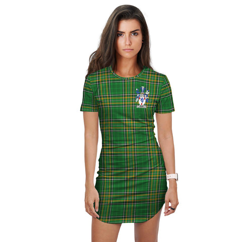 Adair Ireland T-Shirt Dress A7