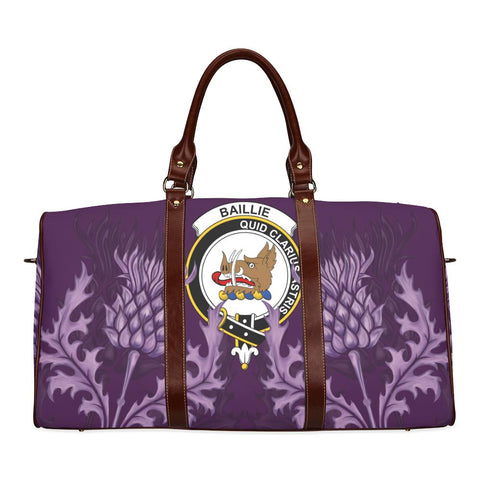 Baillie Crest Scottish Thistle Scotland Travel Bag A7