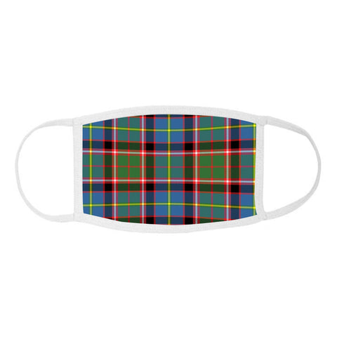 Image of Aikenhead Tartan Mouth Mask K6 (USA Shipping Line) - Reversible Face Mask | 1stscotland
