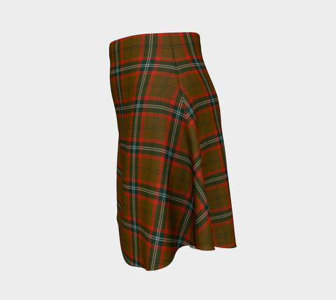 Tartan Flared Skirt - Seton Hunting Modern |Over 500 Tartans | Special Custom Design | Love Scotland