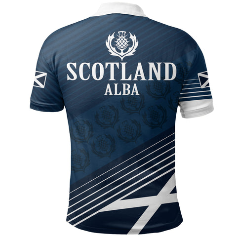 Scotland Pride Polo Shirt Special Edition | Women & Men | 1stscotland