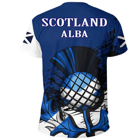 Abercrombie Crest Scottish Scotland T-Shirt | Over 300 Clans | Clothing
