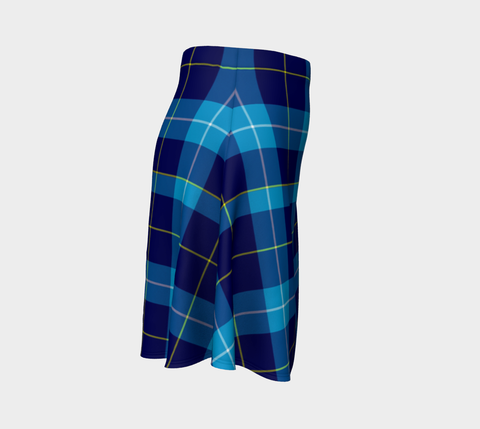 Tartan Flared Skirt - McKerrell |Over 500 Tartans | Special Custom Design | Love Scotland
