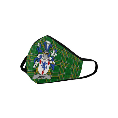 Adair Ireland Mouth Mask - Irish National Tartan (Combo) A9
