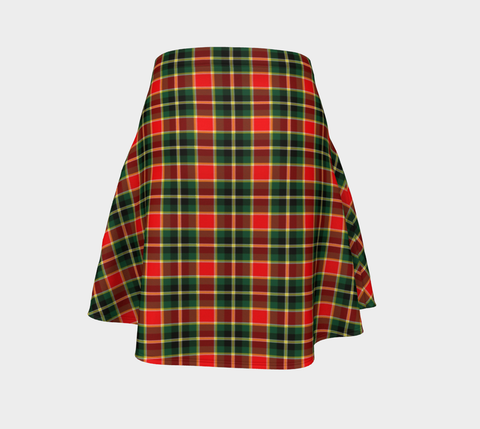 Image of Tartan Flared Skirt - MacLachlan Hunting Modern |Over 500 Tartans | Special Custom Design | Love Scotland
