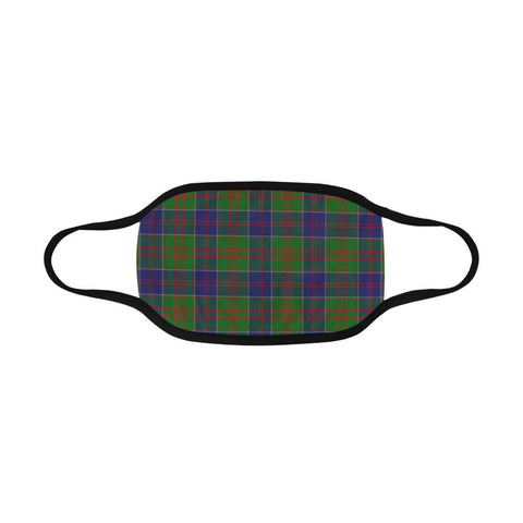 Stewart of Appin Hunting Modern Tartan Mouth Mask With Filter | 1stScotland