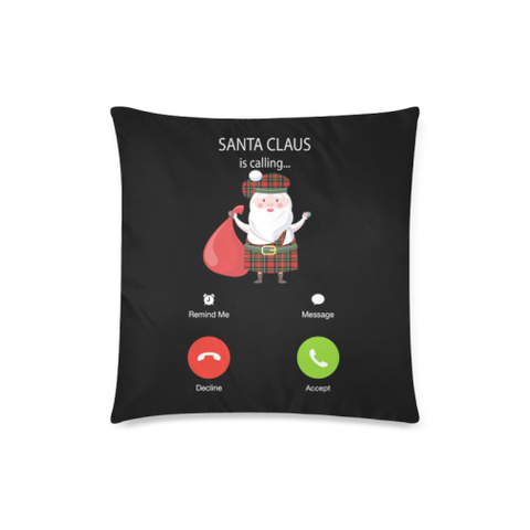 Santa Claus Is Calling - Scotland Pillow Covers | HOT Sale