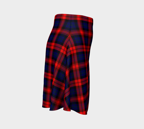 Image of Tartan Flared Skirt - MacLachlan Modern |Over 500 Tartans | Special Custom Design | Love Scotland