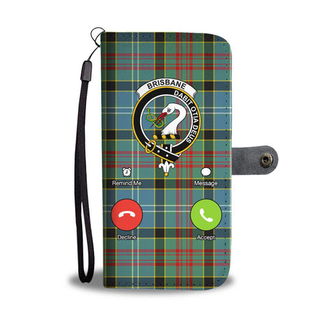 Tartan Wallet Case - Brisbane Is Calling A9
