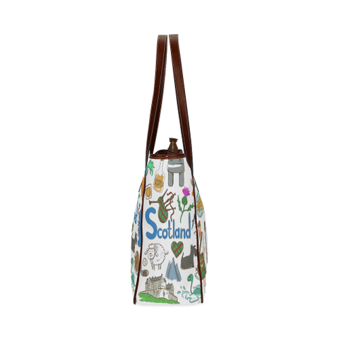 Scotland Things - Classic Tote Bag | HOT SALE