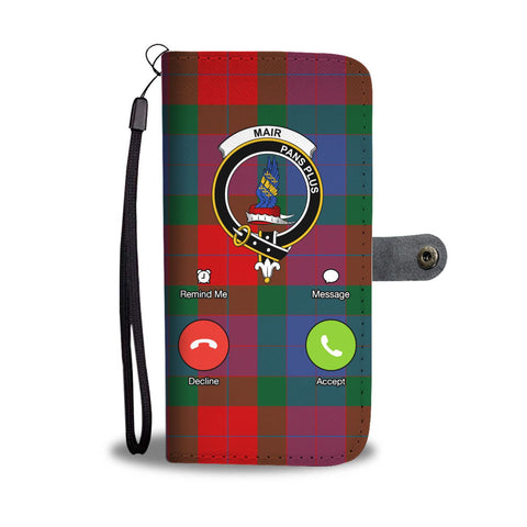 Tartan Wallet Case - Mar Is Calling A9