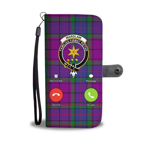 Tartan Wallet Case - Wardlaw Is Calling A9