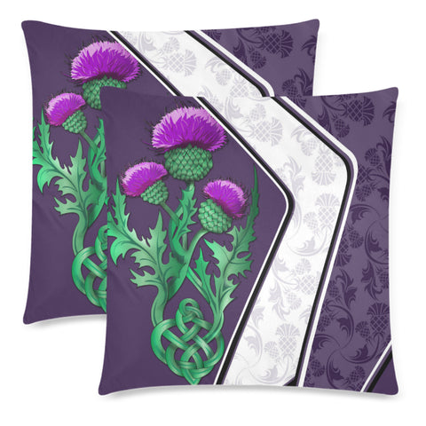 Image of Scotland Pillow Cases - Thistle Celtic | Love Scotland