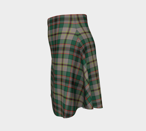 Tartan Flared Skirt - Craig Ancient |Over 500 Tartans | Special Custom Design | Love Scotland