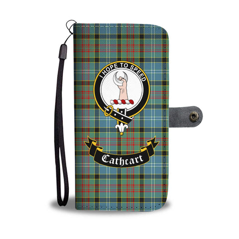 Tartan Wallet Case - Cathcart Clan A9