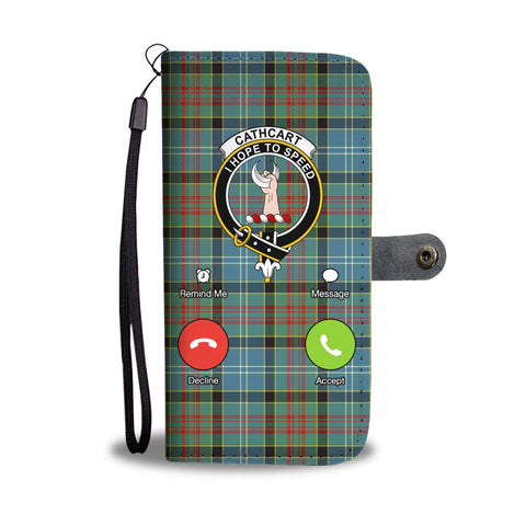 Tartan Wallet Case - Cathcart Is Calling A9