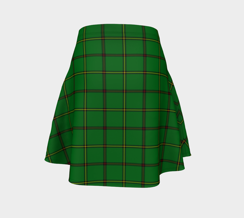 Tartan Flared Skirt - Don (Tribe-of-Mar) |Over 500 Tartans | Special Custom Design | Love Scotland