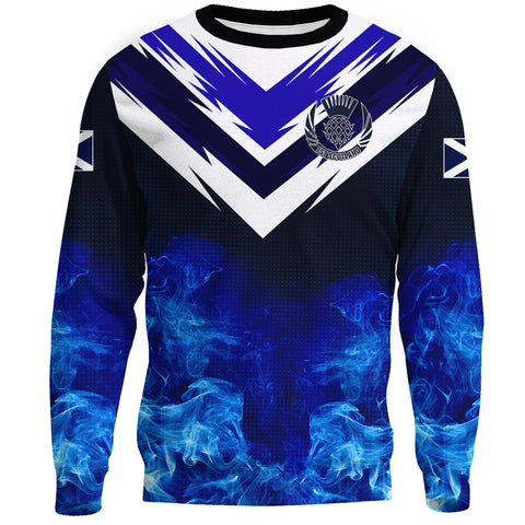 Image of 1stScotland Sweatshirt - New Release A7