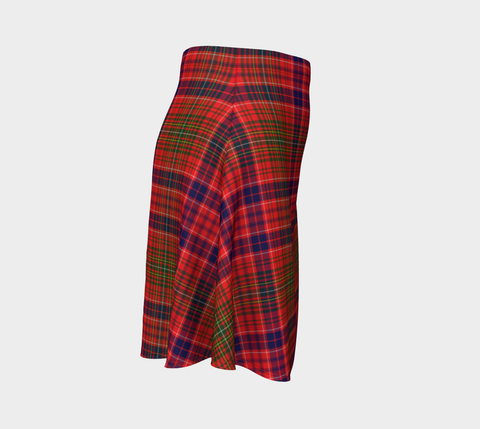 Tartan Flared Skirt - Lumsden Modern |Over 500 Tartans | Special Custom Design | Love Scotland