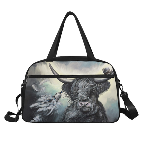 Highland Cow - Scotland Weekend Travel Bag | Hot Sale